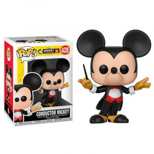 Funko Pop! Conductor Mickey (Mickey's 90th)
