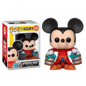 Funko Pop! Apprentice Mickey (Mickey's 90th)