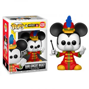 Funko Pop! Band Concert Mickey (Mickey's 90th)