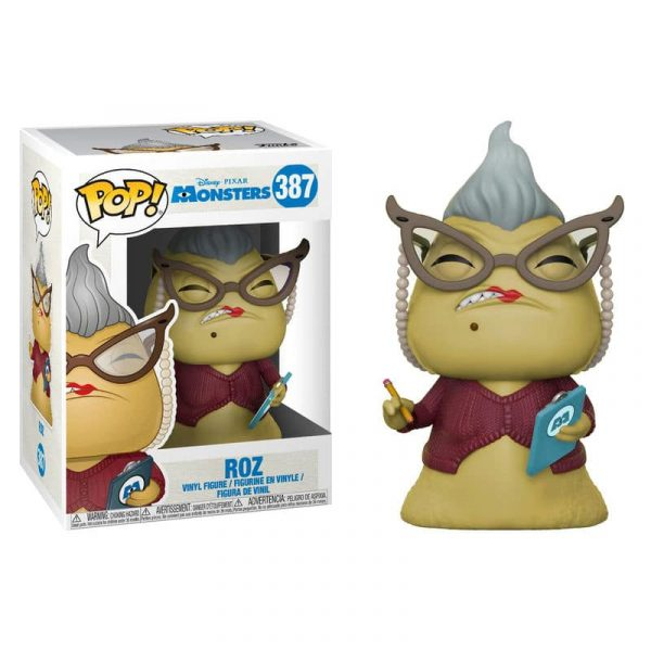 Figura POP Disney Monsters Inc. Roz