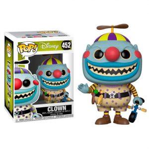 Funko Pop! Clown [Pesadilla Antes de Navidad]