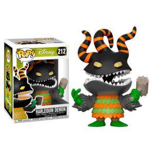 Funko Pop! Harlequin Demon [Pesadilla Antes de Navidad]