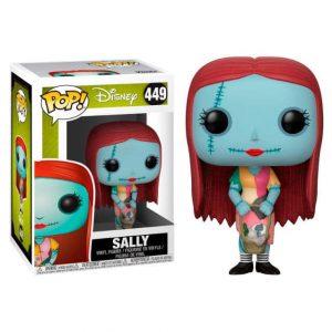 Funko Pop! Sally (Con Cesta) (Pesadilla Antes de Navidad)