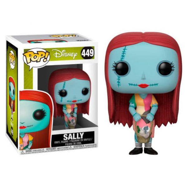 Figura POP Disney Pesadilla Antes de Navidad Sally with Basket