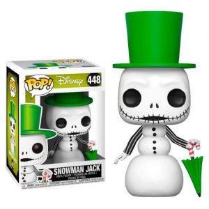Funko Pop! Snowman Jack (Pesadilla Antes de Navidad)