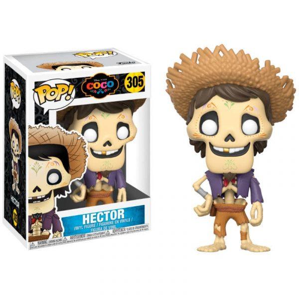 Figura POP Disney Pixar Coco Hector