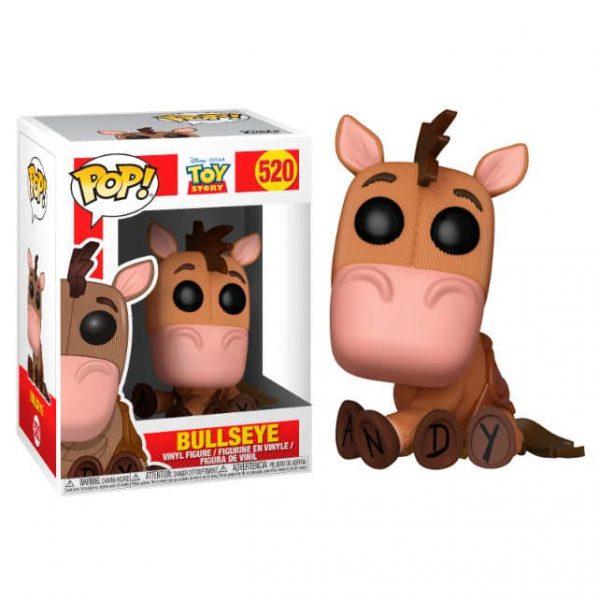 Figura POP Disney Pixar Toy Story Bullseye