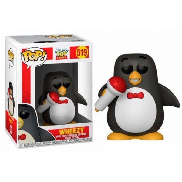 Figura POP Disney Pixar Toy Story Wheezy