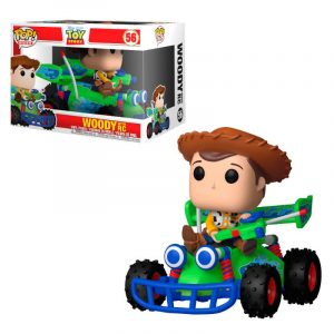 Funko Pop! Woody (Con RC) [Toy Story]