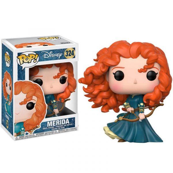 Figura POP Disney Princesas Brave Merida