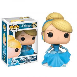 Funko Pop! Disney Princesas Cenicienta Cinderella