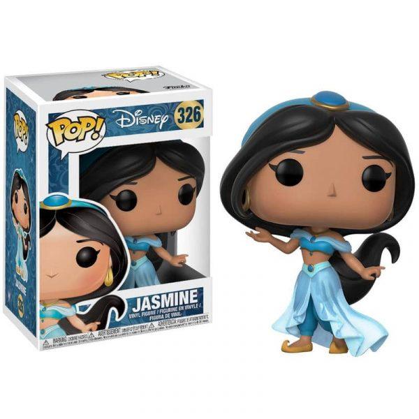 Figura POP Disney Princesas Jasmine