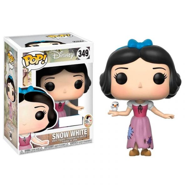 Figura POP Disney Snow White Maid Outfit Exclusive