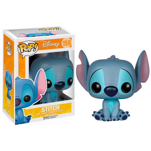 Figura POP Disney Stitch Seated