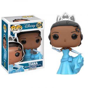 Funko Pop! Disney Tiana y el Sapo Tiana