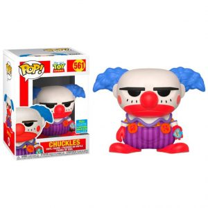 Funko Pop! Chuckles [Toy Story 4] SDCC 2019 Exclusivo