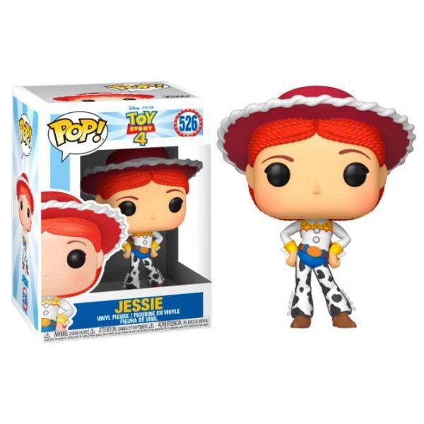 Figura POP Disney Toy Story 4 Jessie