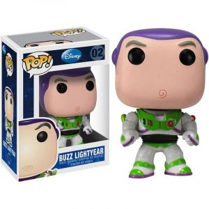 Funko Pop! Buzz Lightyear [Toy Story] Disney
