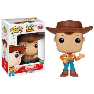 Funko Pop! Woody [Toy Story]
