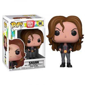 Funko Pop! Shank (¡Rompe Ralph! 2)