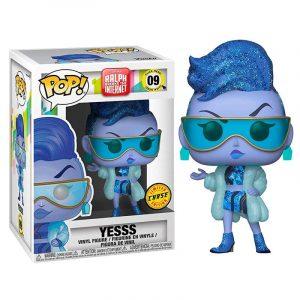Funko Pop! Yesss  (¡Rompe Ralph! 2) *CHASE*