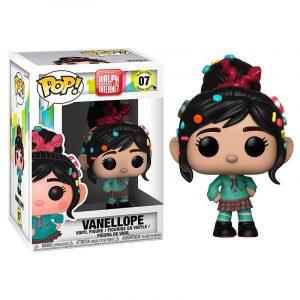 Funko Pop! Vanellope (¡Rompe Ralph!)