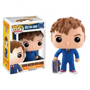 Funko Pop! Tenth Doctor (Con Mano) [Doctor Who]