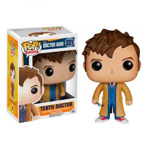 Funko Pop! Tenth Doctor [Doctor Who]