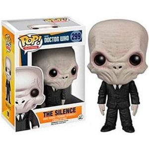 Funko Pop! The Silence [Doctor Who]