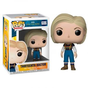 Funko Pop! Thirteenth Doctor [Doctor Who]
