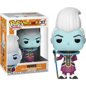 Funko Pop! Whis [Dragon Ball Z]