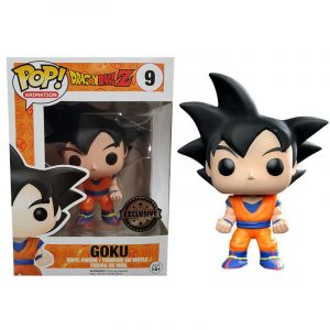 Funko Pop! Goku Exclusivo [Dragon Ball Z]