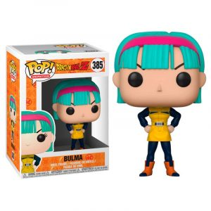Funko Pop! Bulma [Dragon Ball Z]