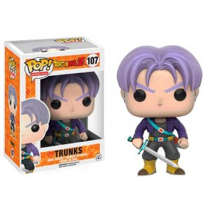 Funko Pop! Trunks (Con espada) (Dragon Ball Z)