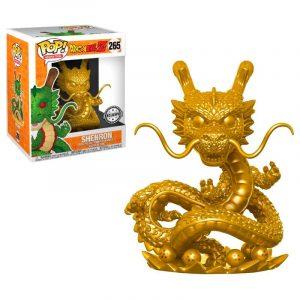 Funko Pop! Shenron (15cm) [Dragon Ball Z] Gold Exclusivo