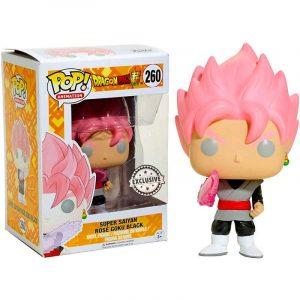 Funko Pop! Super Saiyan Rose Goku Black (Dragon Ball Z) Exclusivo