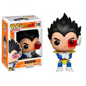 Funko Pop! Vegeta (Dragon Ball Z)