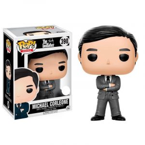 Funko Pop! El Padrino Michael Corleone grey suit exclusive
