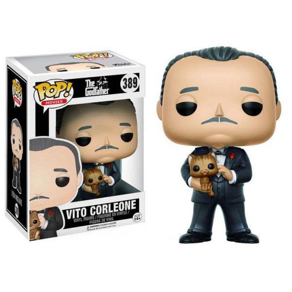 Figura POP El Padrino Vito Corleone