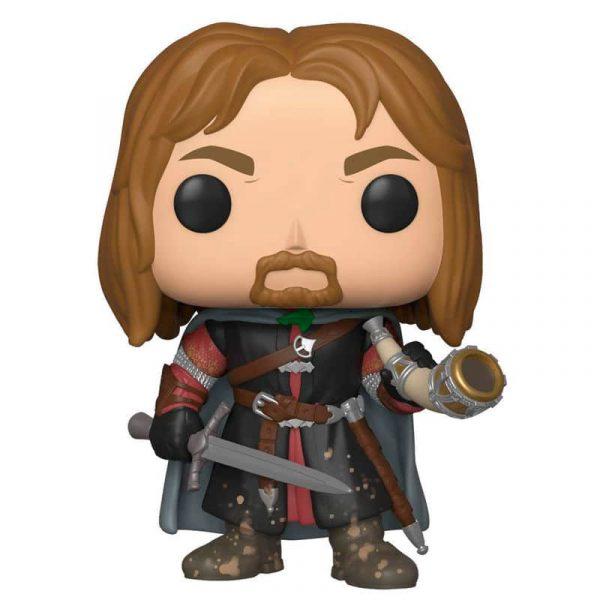 Figura POP El Señor de los Anillos Boromir