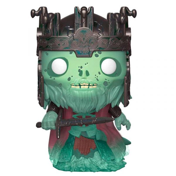 Figura POP El Señor de los Anillos Dunharrow King