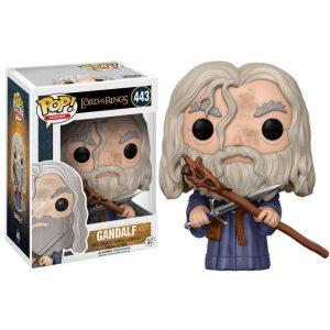**FIGURA DAÑADA** Funko Pop! Gandalf (El Señor de los Anillos)