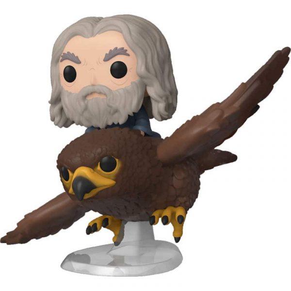 Figura POP El Señor de los Anillos Gwaihir with Gandalf