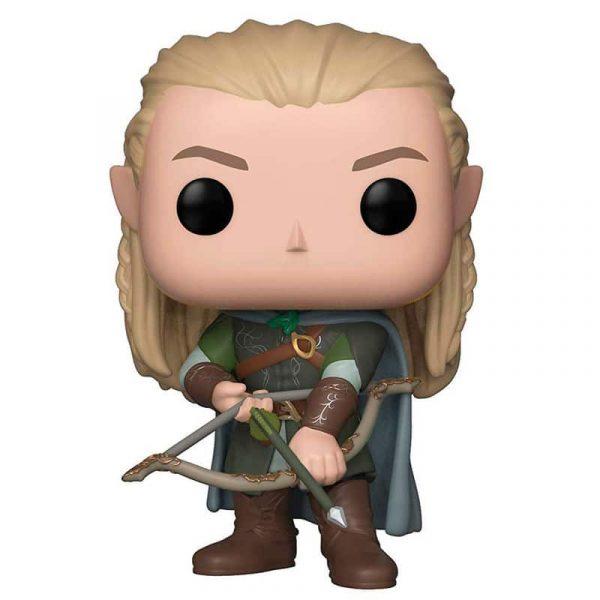 Figura POP El Señor de los Anillos Legolas