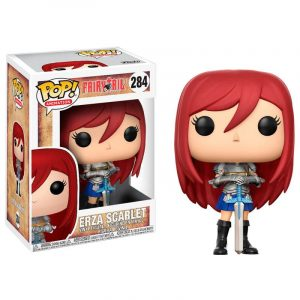 Funko Pop! Erza Scarlet [Fairy Tail]