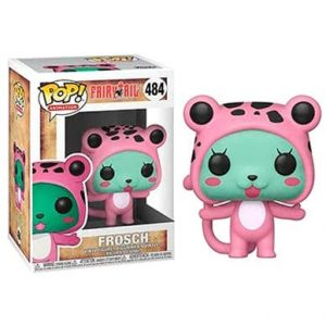 Funko Pop! Frosch [Fairy Tail]