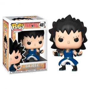 Funko Pop! Gajeel [Fairy Tail]