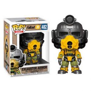 Funko Pop! Excavator Armor [Fallout 76]