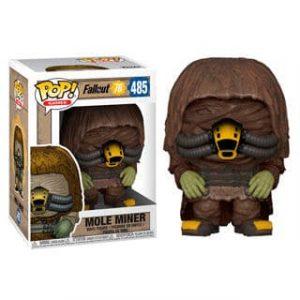 Funko Pop! Mole Miner [Fallout 76]