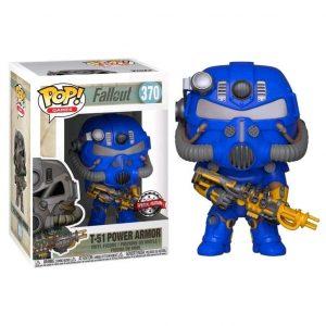 Funko Pop! T-51 Power Armor Exclusivo [Fallout]